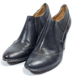 Sofft Heels Slip On Shoes Women's Sz 8.5 Black